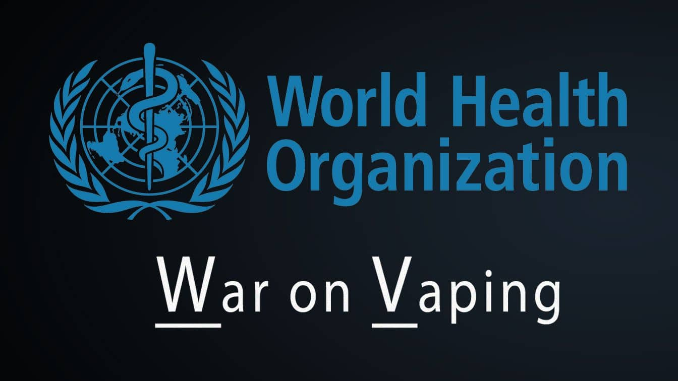 World Health Organization: E-cigarettes