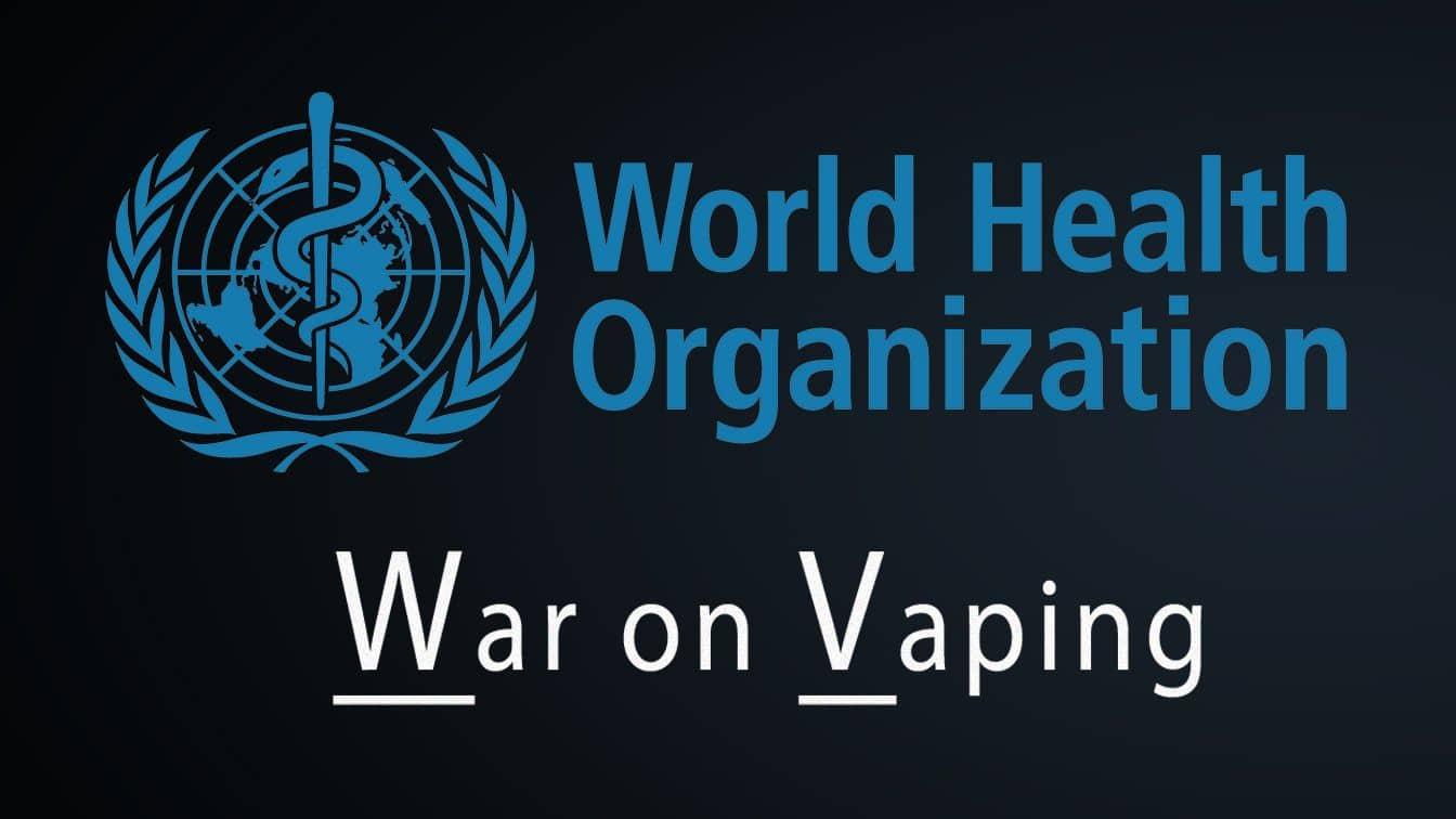 World Health Organization: E-cigarettes
